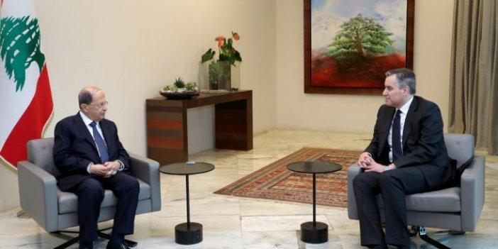 Lübnan'da Mustafa Edip şoku