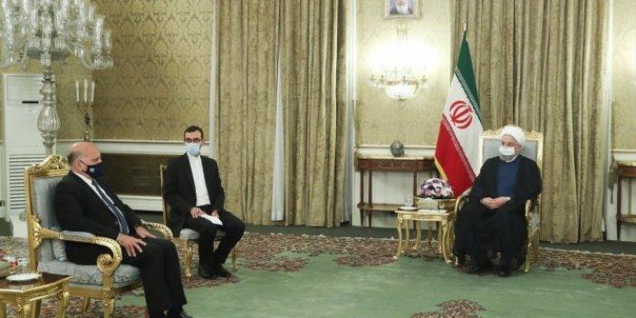 Hasan Ruhani'den Irak itirafı