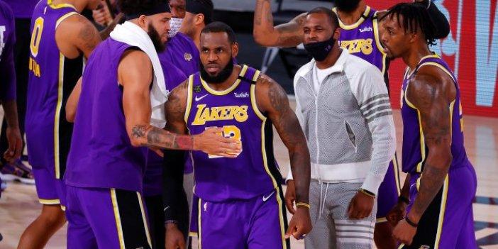 Lakers 10 yıl sonra finalde