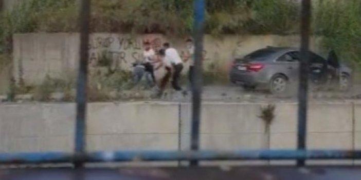 İstanbul'daki gasp şüphelilerinden biri tutuklandı