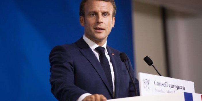 Fransa Cumhurbaşkanı Macron, Lübnan'da istediğini alamadı! İhanetle suçladı