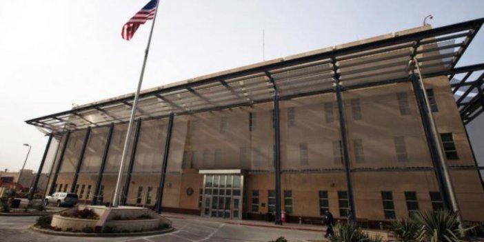 ABD: Bağdat'taki Büyükelçiliğimizi kapatabiliriz