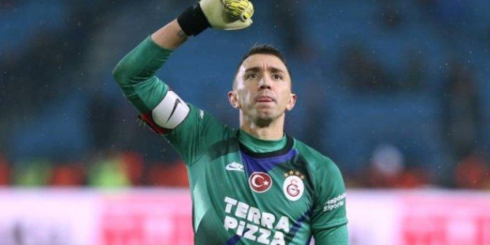Galatasaray Muslera kararını değiştirdi