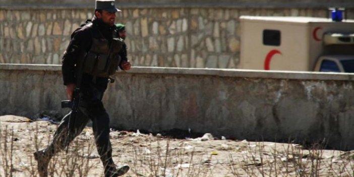 Afganistan'da Taliban ile çatışma: 9 ölü