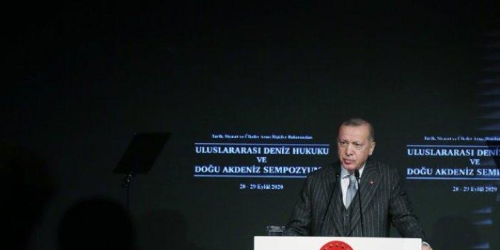 Erdoğan: Azerbaycan kendi göbeğini kendi kesmek zorunda kaldı
