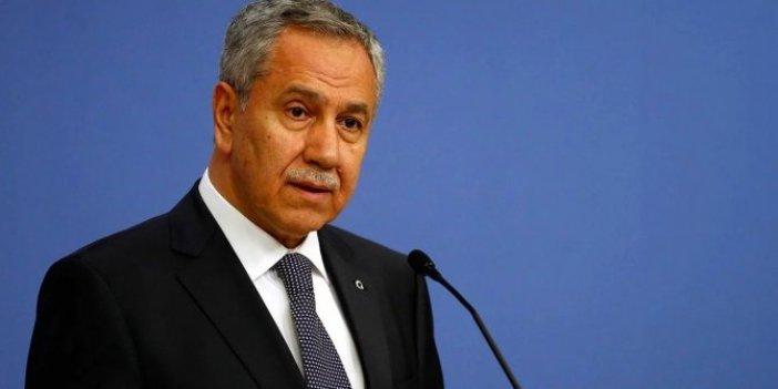 Fatih Altaylı'nın iddiasıyla ilgili Bülent Arınç'tan açıklama