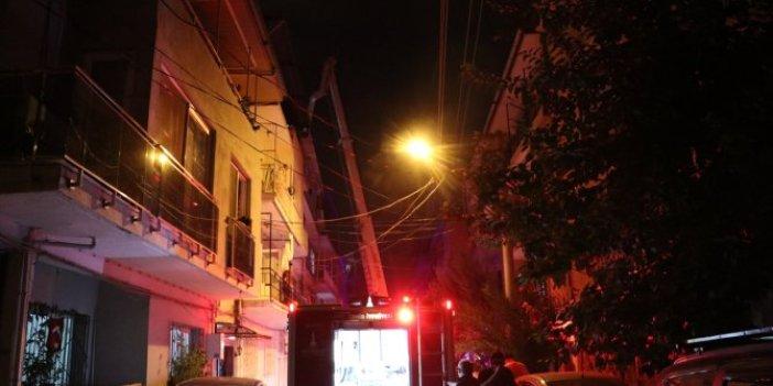 İzmir polisini alarma geçiren patlama