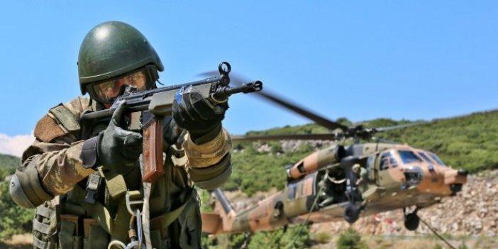 5 PKK'lı terörist öldürüldü