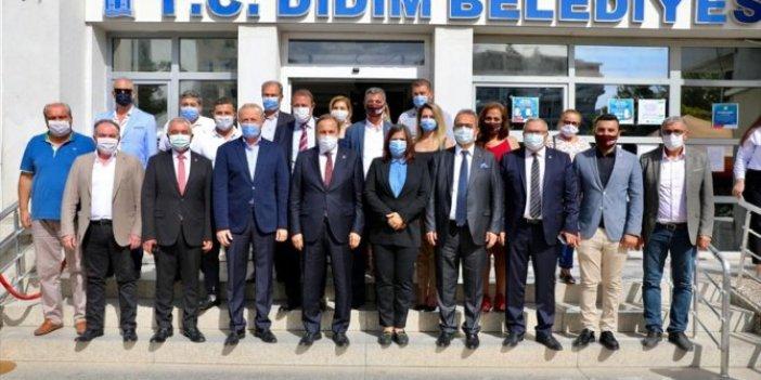 CHP Genel Başkan Yardımcısı Torun, Didim Belediyesi'ni ziyaret etti