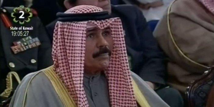 Kuveyt'te yeni emir belli oldu