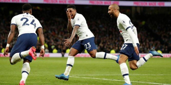 Tottenham, İngiltere Lig Kupası'nda çeyrek finale yükseldi