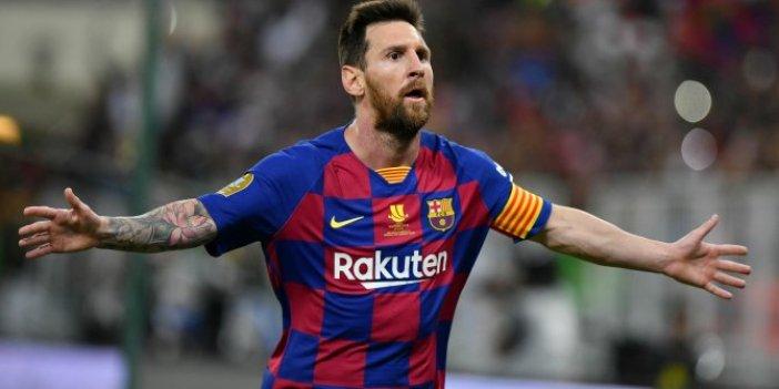 Lionel Messi'den tüm Barcelonalılara çağrı