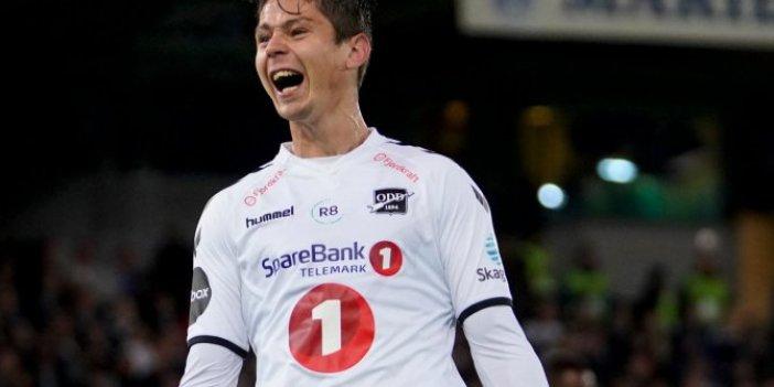 Ankaragücü, Norveç Ligi gol kralını kadrosuna kattı