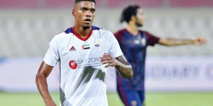 Erzurumspor, forvet Ricardo Gomes'i kadrosuna kattı