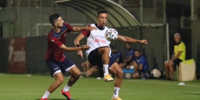 Alanyaspor, Hatayspor maçı hazırlıklarını sürdürdü