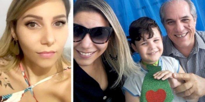 Genç kadın kocasını annesine kaptırdı. Acı haberi annesinden aldı