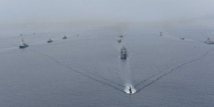 Doğu Akdeniz'de yeni Navtex