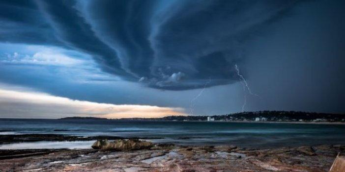 Fırtına takvimi hangi gün hangi fırtına olur? Her gün sokağa çıkmadan önce bu takvimi mutlaka inceleyin