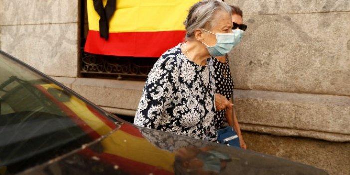 Madrid'de tartışılan korona virüs kısıtlaması bugün yürürlüğe giriyor
