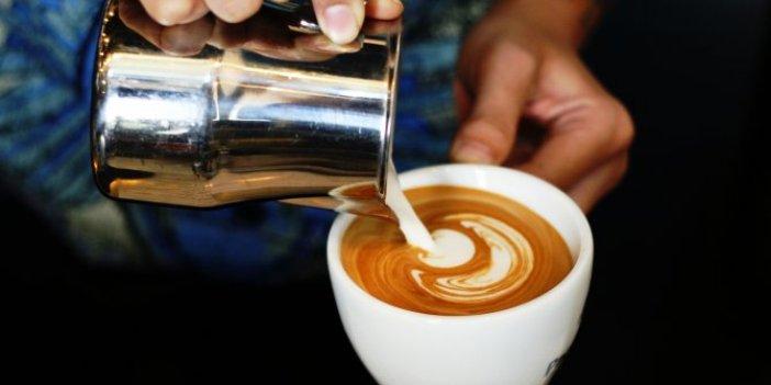 Gözümüzü açtığımızda ilk işti.  Kahve ile ilgili çarpıcı araştırma. Meğerse çok yanlışmış