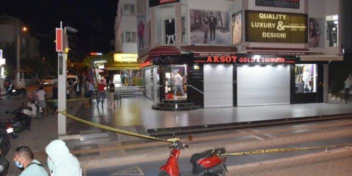 Muğla ve Datça'da giriş-çıkışlar tutuldu! Marmaris'te kuyumcuya silahlı saldırı