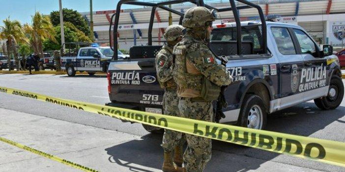 Pusuda çatışma çıktı! 8 çete üyesi öldürüldü! 7 polis yaralandı