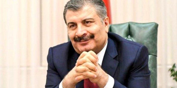 Sağlık Bakanı Koca'dan DSÖ'ye teşekkür mesajı