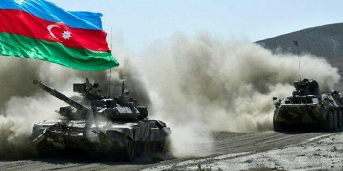Azerbaycan'dan Ermenistan'a darbe üzerine darbe!