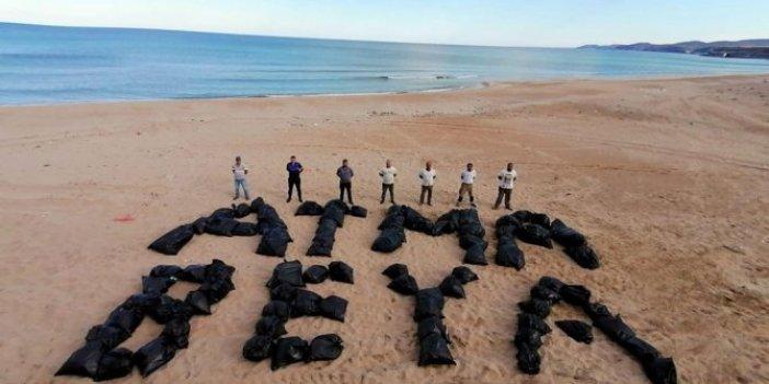 Kumsala neden böyle yazdılar, herkes bunu merak ediyor