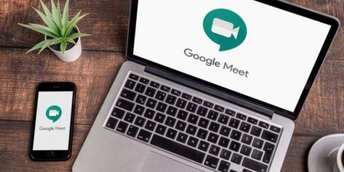 Google Meet yeni özelliği için tarih verdi