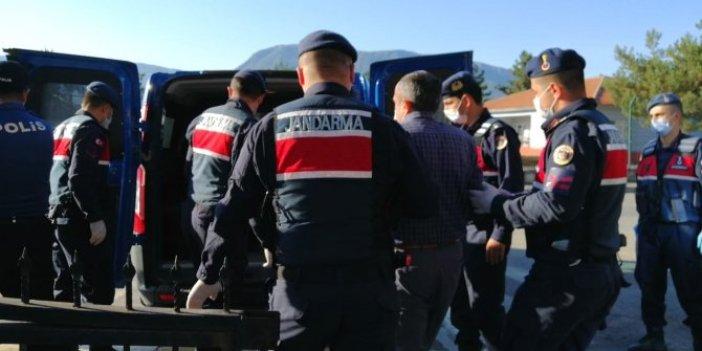 3 kişiyi bıçaklayan zanlılar tutuklandı