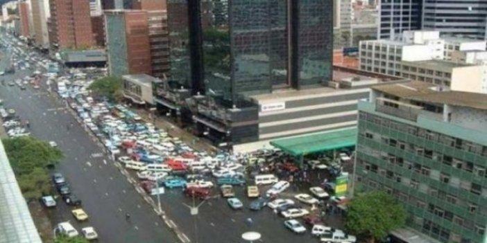 Çin'de feci kaza