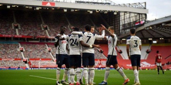 Başakşehir'in rakibi Ünited, Tottenham'a 6-1 yenildi