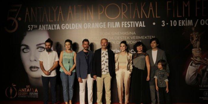 Altın Portakal'ın ilk filmi seyirci karşısına çıktı