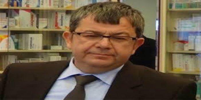 Afyonkarahisar Eczacı Odası Başkanı Köken  feci kazada hayatını kaybetti