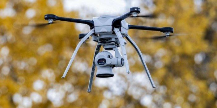 Diyarbakır'da yasak bölgede drone uçuran Pensilvanyalı yakalandı