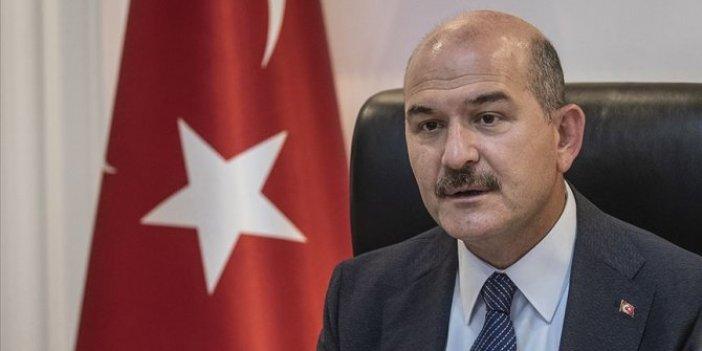 Bakan Soylu açıkladı 27 yıllık PKK'lı terörist teslim oldu