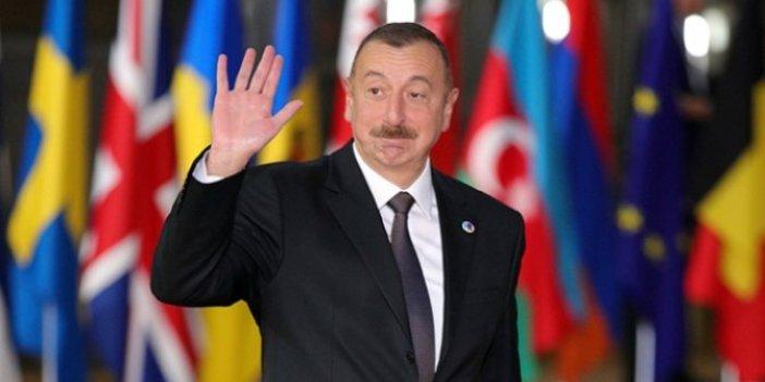 Aliyev: Türk SİHA'ları sayesinde bir çok yeri işgalden kurtardık, Türkiye masada olmalı