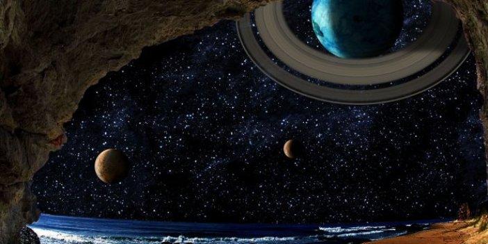 Bilim insanları büyük tarihi keşfi resmen duyurdu. 24 süper yaşanabilir gezegen tespit edildi. Dünya'nın papucu dama atıldı. Bavullarınızı toplayın