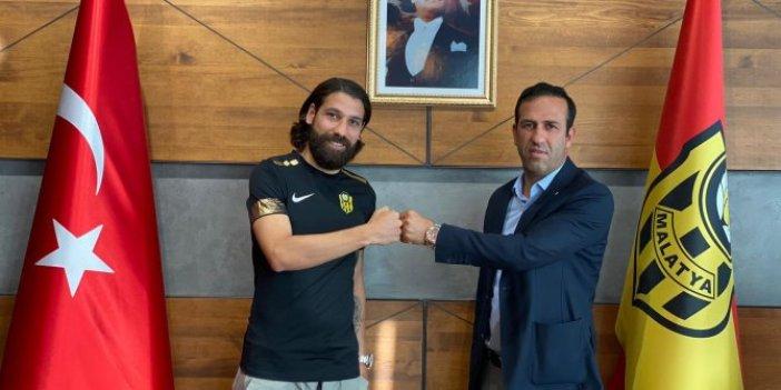Yeni Malatyaspor, Olcay Şahan'ı transfer etti