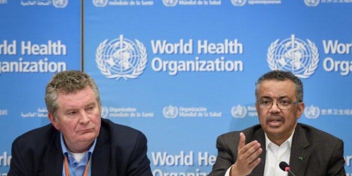 Dünya Sağlık Örgütü'nden korkutan korona açıklaması