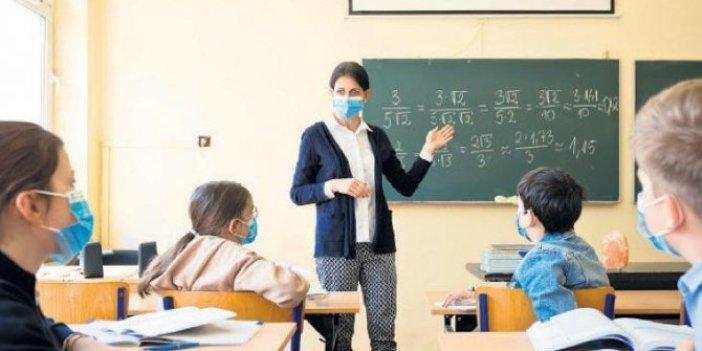 Yüz yüze eğitimin ayrıntılarını Milli Eğitim Bakanı paylaştı