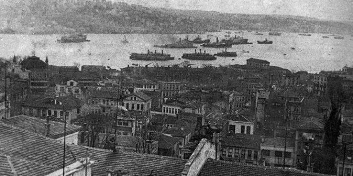 İstanbul'un Kurtuluşunun 97. yıl dönümü! Geldikleri gibi gittiler! 167 gemi tek tek kaçtı