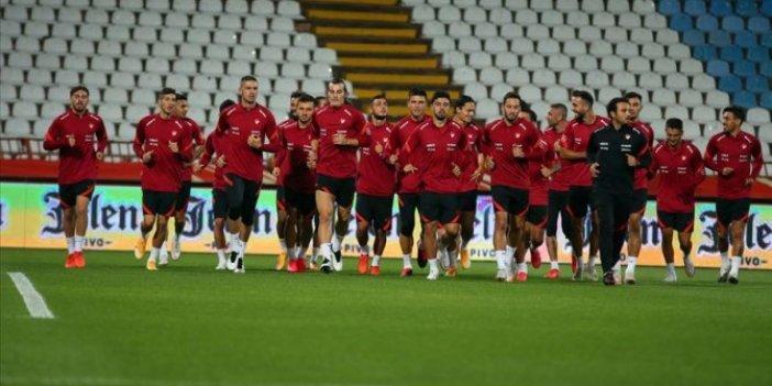 Türkiye özel maçta Almanya'ya konuk oluyor