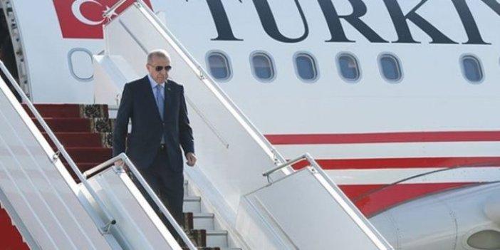 Cumhurbaşkanı Erdoğan, yarın Kuveyt ve Katar'a gidecek