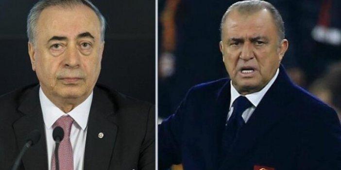 Galatasaray Başkanı Mustafa Cengiz'den Fatih Terim'e yanıt
