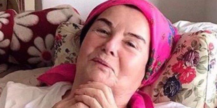 Beyin ameliyatı geçiren usta oyuncu Fatma Girik son durumunu hayranlarına böyle duyurdu