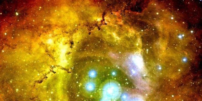 Evrende altın yağıyor! Araştırma ekibi bile çözemedi! Kozmosta açıklanamayan altın miktarları