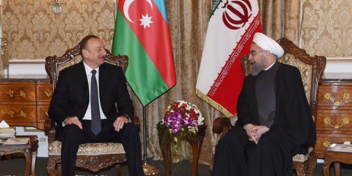 Ruhani ve Aliyev'den kritik görüşme