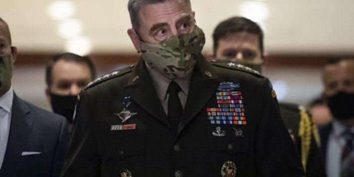 Pentagon'da kırmızı alarmı! Komuta kademesi karantinada